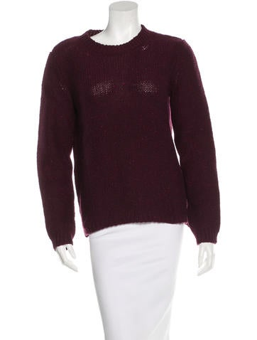 A.P.C. Knit Wool Sweater None