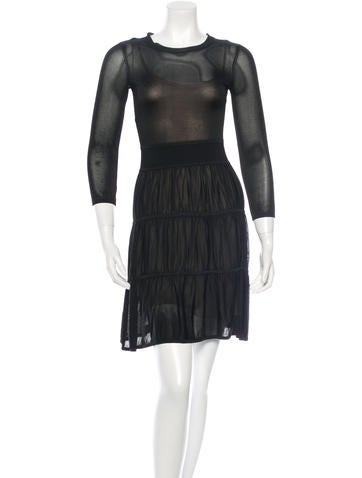 A.L.C. Knee-Length Knit Dress None