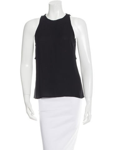 A.L.C. Sleeveless Top None