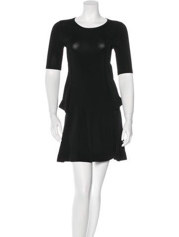 A.L.C. Mini A-Line Dress None