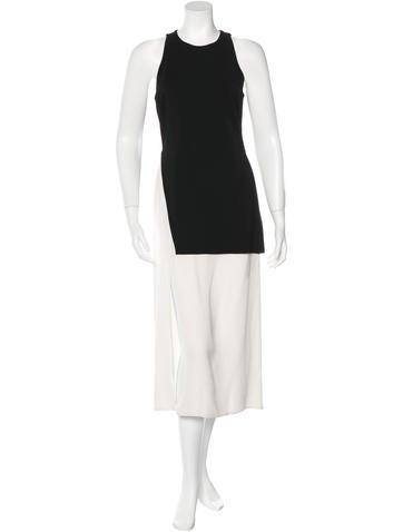 A.L.C. Colorblock Layered Dress None