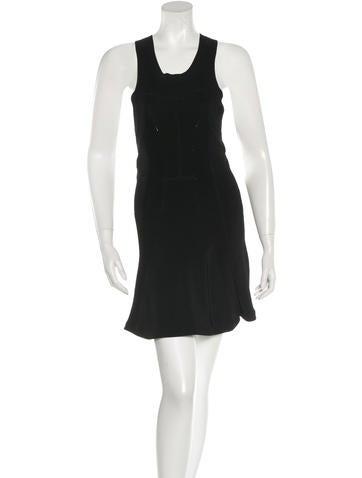 A.L.C. Cutout Sleeveless Dress None