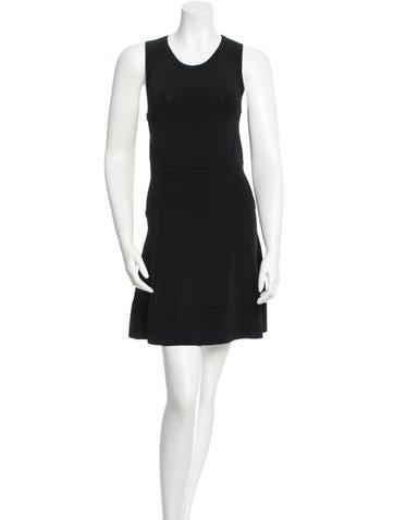 A.L.C. Flared Mini Dress None