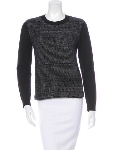 Akris Punto Long Sleeve Knit Sweater None
