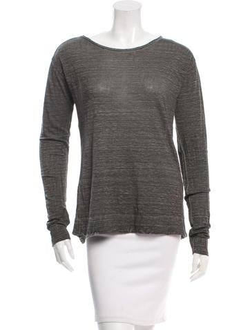 Alice + Olivia Layered Long Sleeve Top None