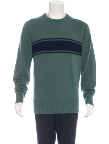 Michael Bastian Cashmere Striped Sweater None