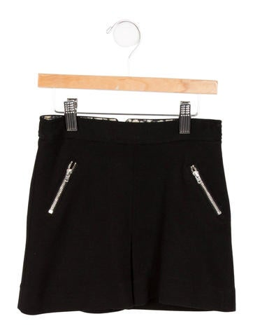 Bonpoint Girls' Rib Knit Skirt None