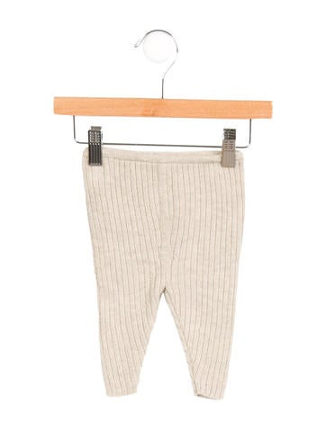 Bonpoint Girls' Wool Knit Leggings None