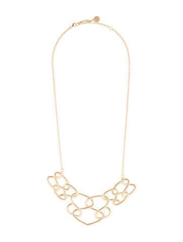 Catherine Malandrino Geometric Necklace None