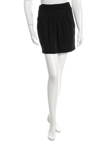Diane von Furstenberg Ginsberg Mini Skirt