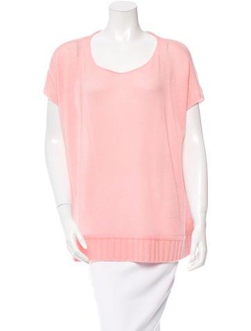 Diane von Furstenberg Oversize Cashmere Sweater None