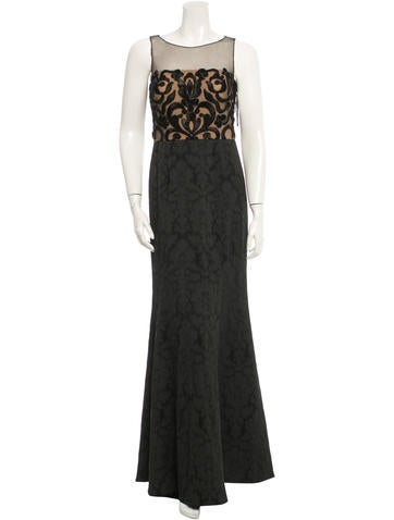 David Meister Gown w/ Tags None