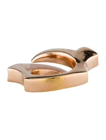 Dominic Jones Double Claw Ring