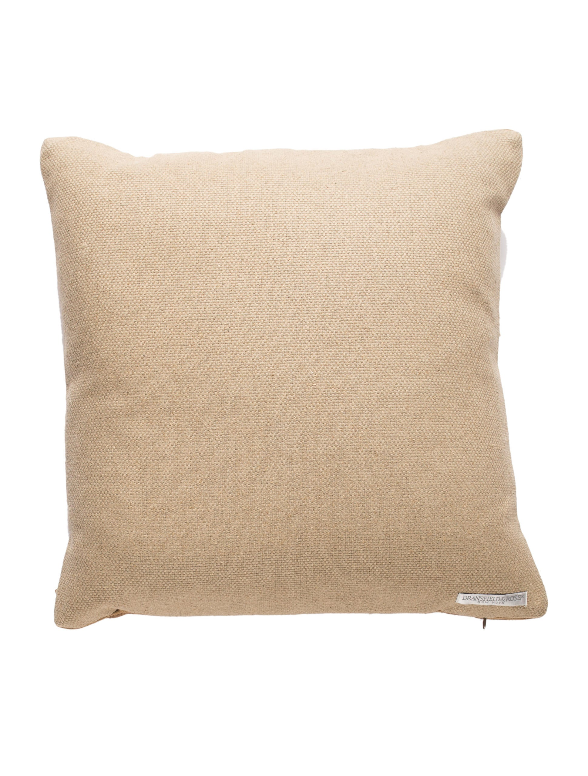 Down Throw Pillows For Couch : Dransfield & Ross Down Throw Pillow w/ Tags - Blankets And Pillows - WDRNS20045 The RealReal