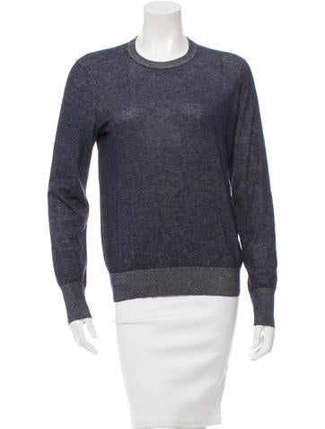 Equipment Elbow Patch Long Sleeve Top None