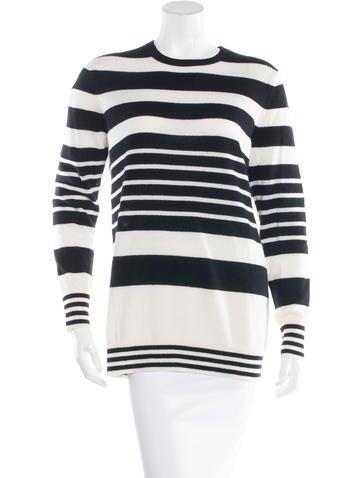 Equipment Stripe Cashmere Sweater w/ Tags None