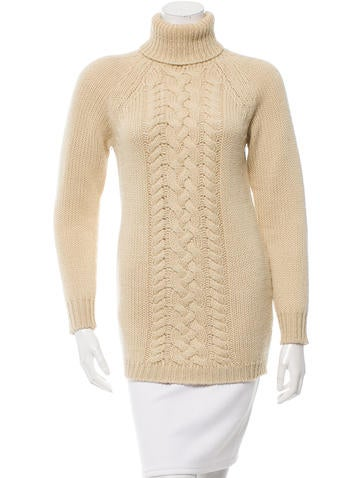 Étoile Isabel Marant Wool Turtleneck Sweater None