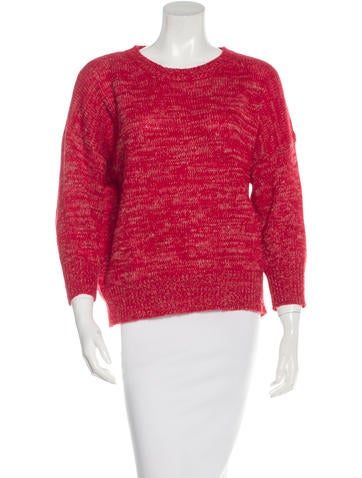 Étoile Isabel Marant Alpaca-Blend Knit Sweater None