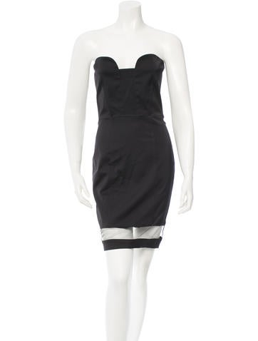 Alexis Strapless Sweetheart Dress w/ Tags None