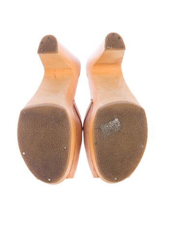 Swedish Hasbeens Clogs