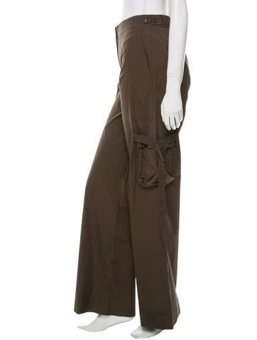Excellent  Womens Celina Vintage Military Dusty Olive Overdye Cargo Pants NEW