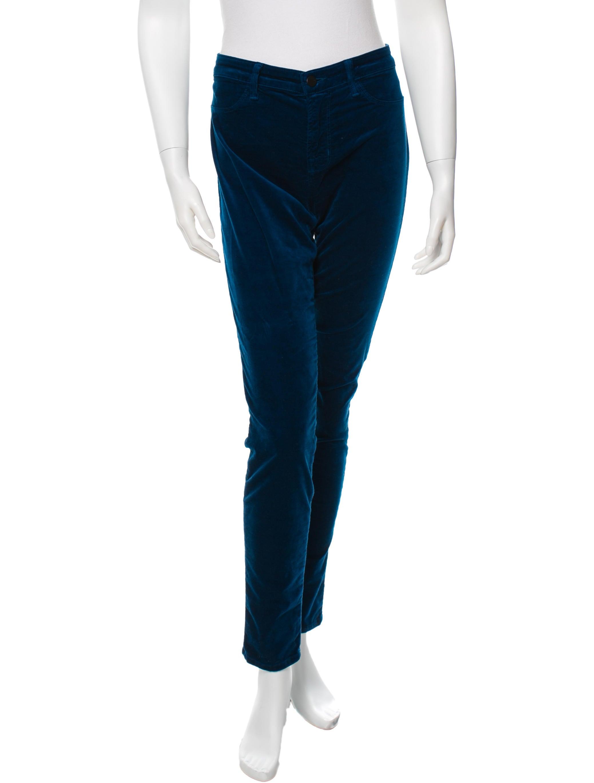 Elegant Womens 11 TRIPP NYC Gray Skinny Straight Low Corduroy QuotTquot Pants Jea