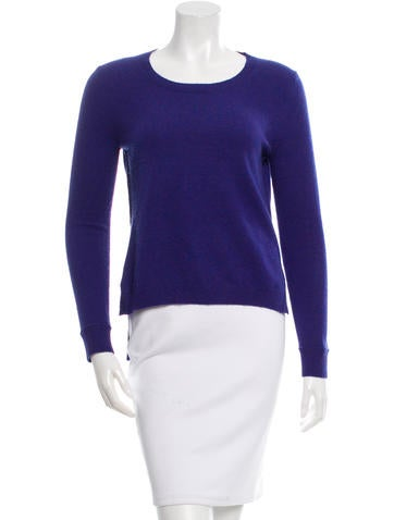 J Brand Cashmere Knit Top None