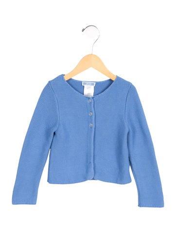 Jacadi Girls' Knit Cardigan None