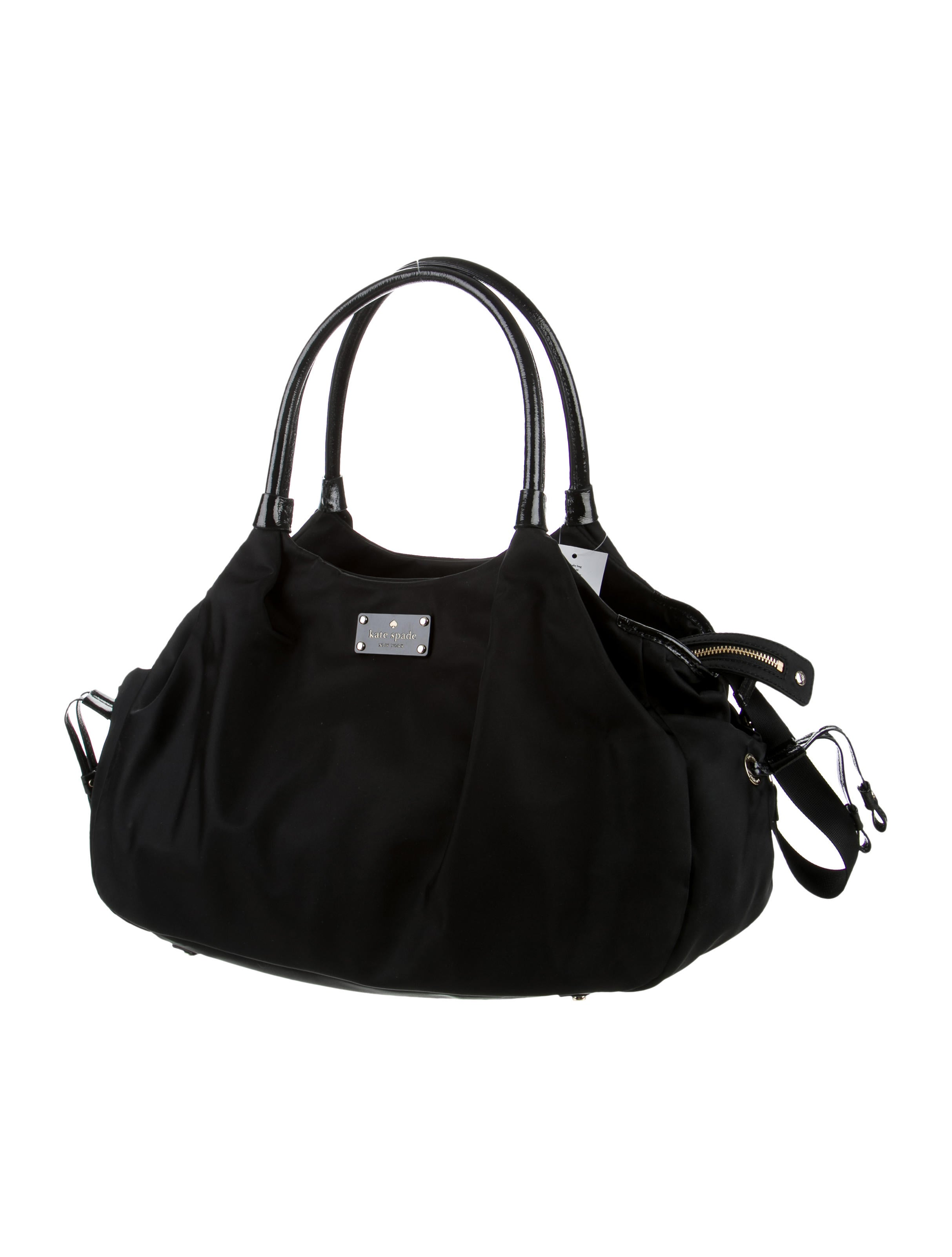 kate spade new york diaper bag w tags handbags wka39415 the realreal. Black Bedroom Furniture Sets. Home Design Ideas
