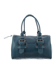 prada berlino leather handle bag
