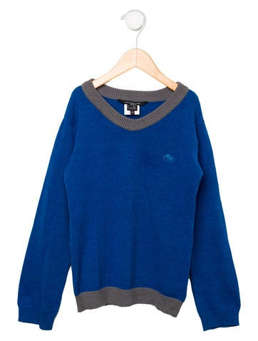 Little Marc Jacobs Boys' Sweater None