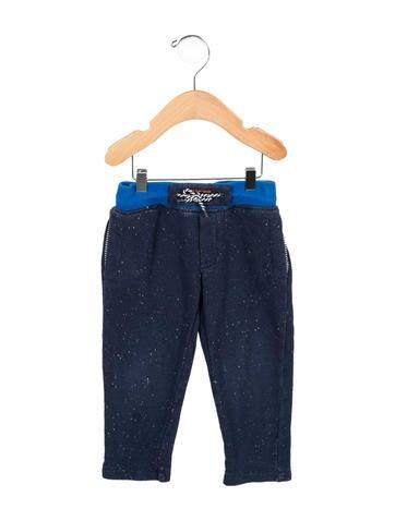 Little Marc Jacobs Boys' Rib Knit Pants None