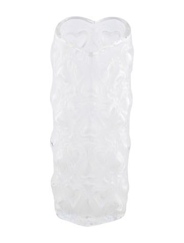 Lalique Amour Vase None