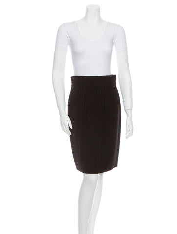 M Missoni Pencil Skirt None