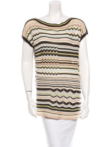 M Missoni Knit Top None