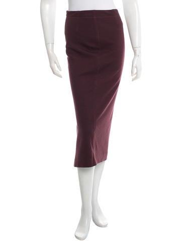 By Malene Birger Zikas Wool Midi Skirt w/ Tags None