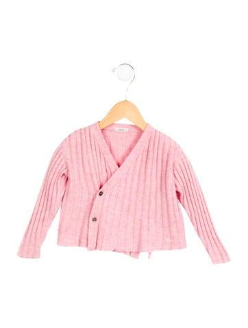 Makie Girls' Wool Knit Top None