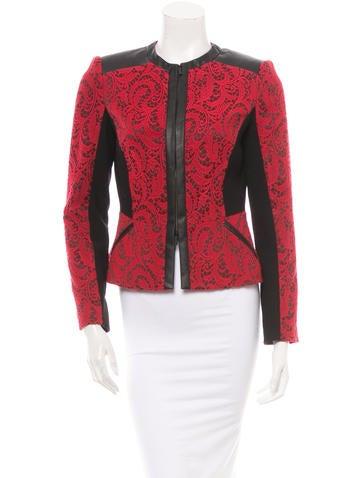 Magaschoni Lace Jacket