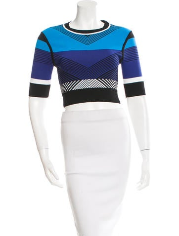 Ohne Titel Colorblock Knit Top None