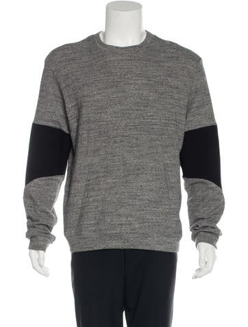 Public School Crew Neck Sweatshirt None