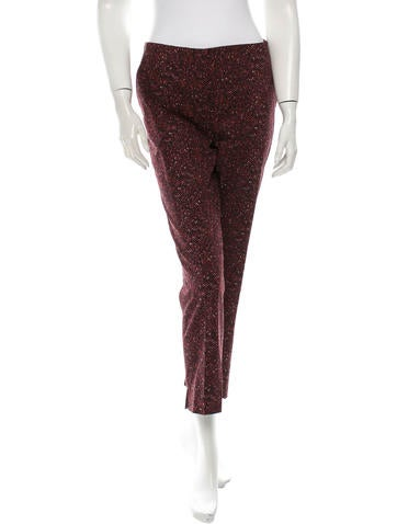 Prada Sport Wool Pants None