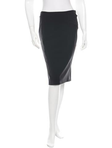 Prada Sport Knee-Length Pencil Skirt None