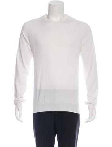 Prada Sport Knit Crew Neck Sweater None