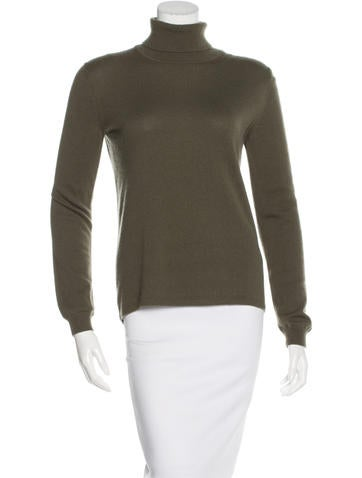 Prada Sport Cashmere Turtleneck Sweater None