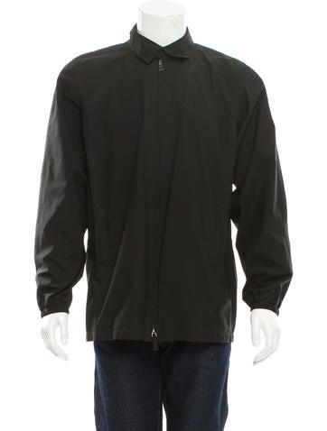 Prada Sport Lightweight Zip-Up Jacket None