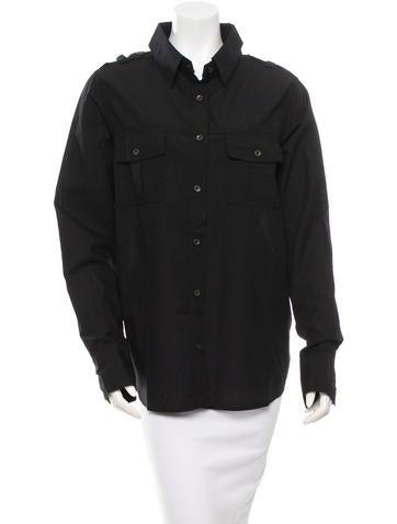 Rag & Bone Long Sleeve Briggs Shirt w/ Tags