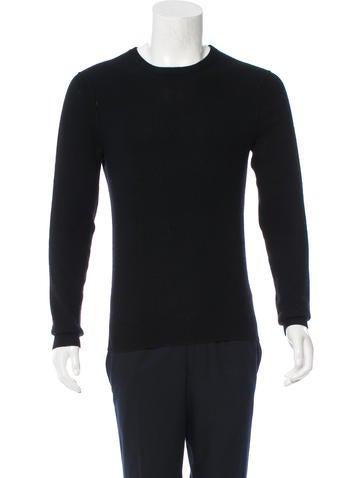 Rag & Bone Cashmere Crew Neck Sweater None