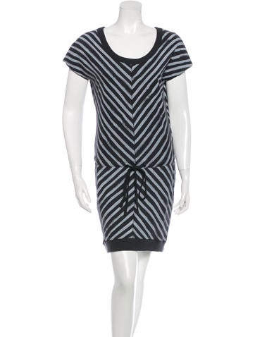 Rag & Bone Knit Sleeveless Dress None