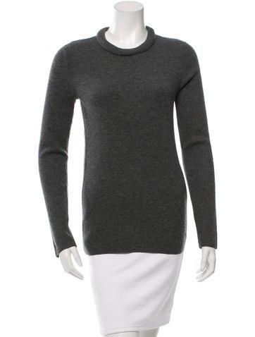 Rag & Bone Wool Crew Neck Sweater None