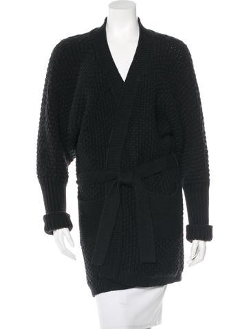 Rag & Bone Knit Wool Cardigan None